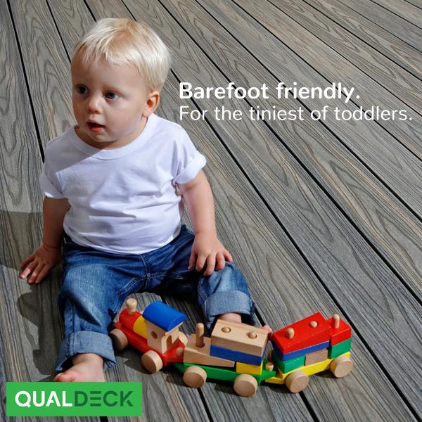 Qualdeck decking